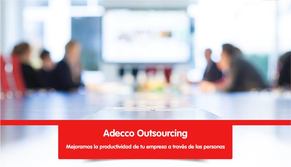 Adecco outsourcing externalizaci n de procesos de negocio for Oficina adecco madrid